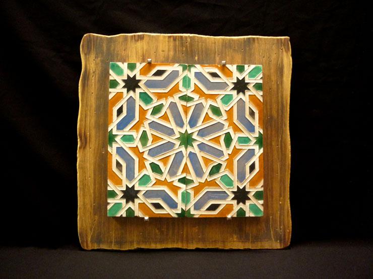 Cer mica taller de cer mica azulejos retablos murales Stickers decorativos para ceramica